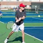 Boys Tennis Captures St. James Tourney Title
