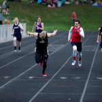 Track Team Overcomes Cold, Wind at Orono Meet