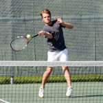 Tough Week for White Hawks Boys Tennis