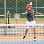 Boys Tennis Defeats Delano
