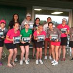 Record Season for White Hawks Girls Golf