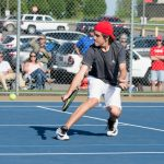 Boys Tennis Wraps Up Team Play