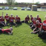 MWHS Softball Season Ends in Section Playoffs