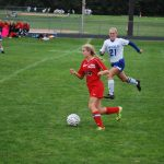 Girls Soccer Loses Two, Wins One in Busy Week