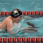 Three-Meet Week Keeps Girls Swim and Dive Busy