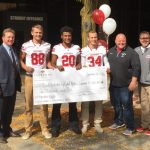TruStone Financial Presents Westonka Activities Department with $1,000 Check
