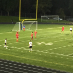 Boys Soccer Splits Two Conference Games