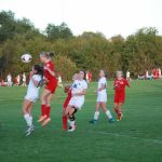 Girls Soccer is Fifth in Conference Standings