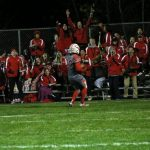 White Hawks Shut Out Patriots on Homecoming