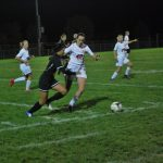 Girls Soccer Posts Win In Sections, Sets School Record