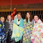 Seniors Celebrated at Last Dual Swim Meet