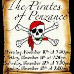 MWHS Presents 'The Pirates of Penzance' Nov. 10-13