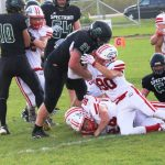 Ryan Bunker Selected to Individual Class 4A Academic All-State Football Team