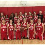 Seventh Grade Girls Basketball Earns Hard-Fought Wins