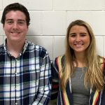 Fish, Beyer Chosen as MWHS Triple 'A' Reps