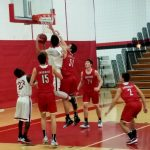 White Hawks Boys Basketball Drops Two