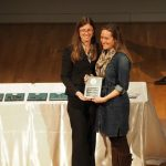 Schwartz Presented with Breaking Barriers Award