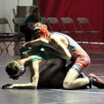 White Hawks Wrestlers Dominate in Duals
