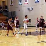 Boys Basketball Splits Pair of Road Games