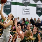 Girls Basketball Grabs Fourth Conference Win