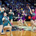 Hawkettes Rise to Occasion at State Dance Tourney