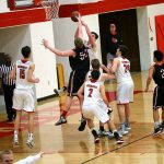 Boys Basketball Drops Three in Busy Week