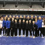 Gymnasts Place Fifth at State