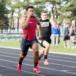 White Hawks Take to the Track