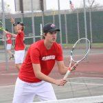 White Hawks Boys Tennis Continues Win Streak