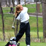 Girls Golf Drives on Through the Season