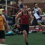 Smerillo Competes at Hamline Elite Track Meet