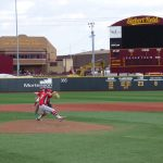 White Hawks Baseball Splits at Siebert Field
