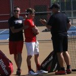 Paul, Reinbold Named Section 2A Tennis Coaches of the Year