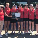 White Hawks Girls Golf Makes History at Sections