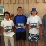 MWHS Baseball Hands Out Team Awards
