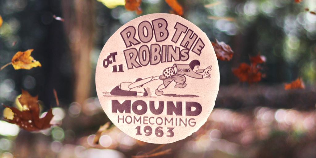 Your Design Could Be Featured on the 2018 Homecoming Button