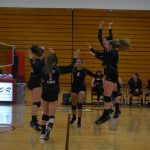 Volleyball Starts Season 3-0