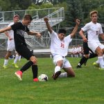 Boys Soccer Wins Three in Busy Week