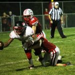 White Hawks Football Shuts Out Patrick Henry