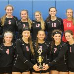 Volleyball Brings Home Tournament Hardware