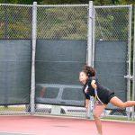 Girls Tennis vs. Farmington - 9.16.2017
