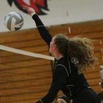 White Hawks Volleyball Keeps Rolling