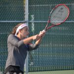 Girls Tennis Has Busiest Week of Season