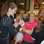Volleyball Hosts Energized Youth Night