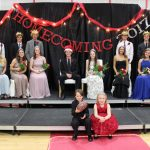 Helland, Neve Crowned Homecoming Queen and King