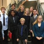 Inaugural Year for MWHS Debate Team