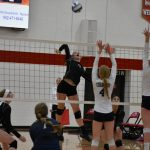 MWHS Volleyball Loses Tough Conference Matches