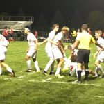 Boys Soccer Loses OT Heartbreaker to Orono