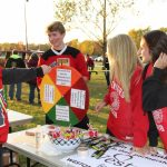 Student Senate, DECA Team Up for Fall Festival