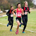 MWHS Cross Country Competes at Section Meet